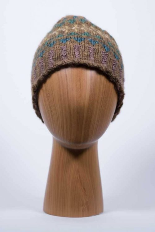 Backyard Beenie - Thistlehill Farm | Twisted Strait Fibers
