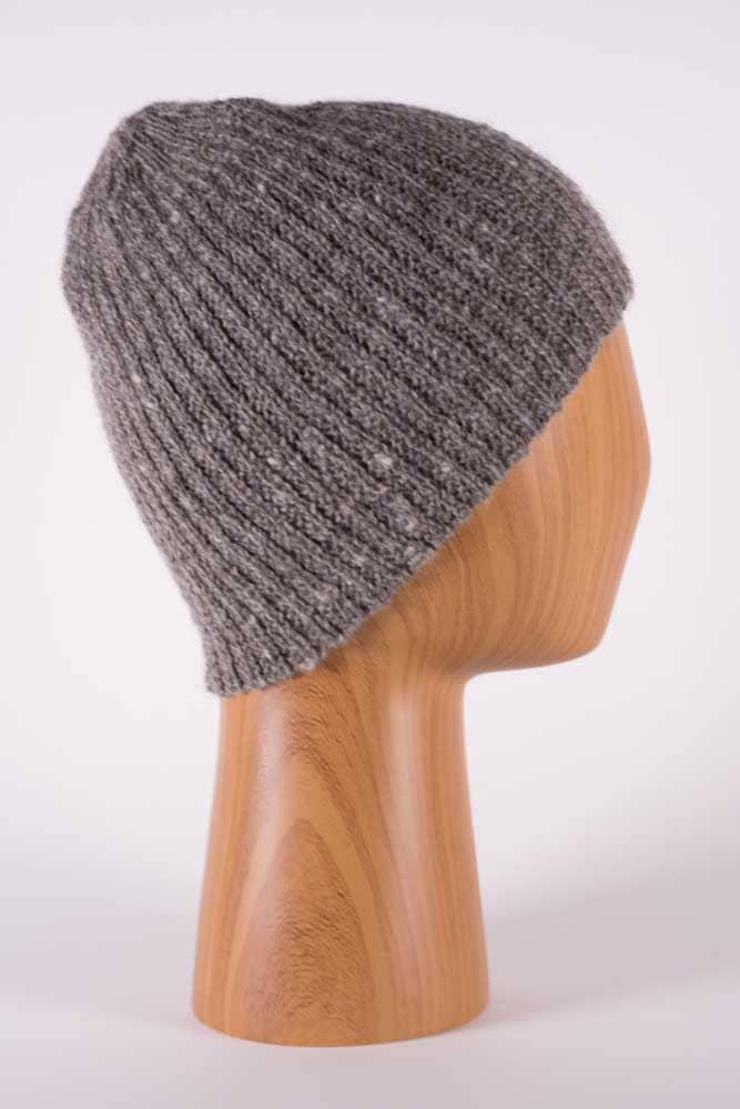 Shetland Wool Watch Cap - Thistlehill Farm | Twisted Strait Fibers