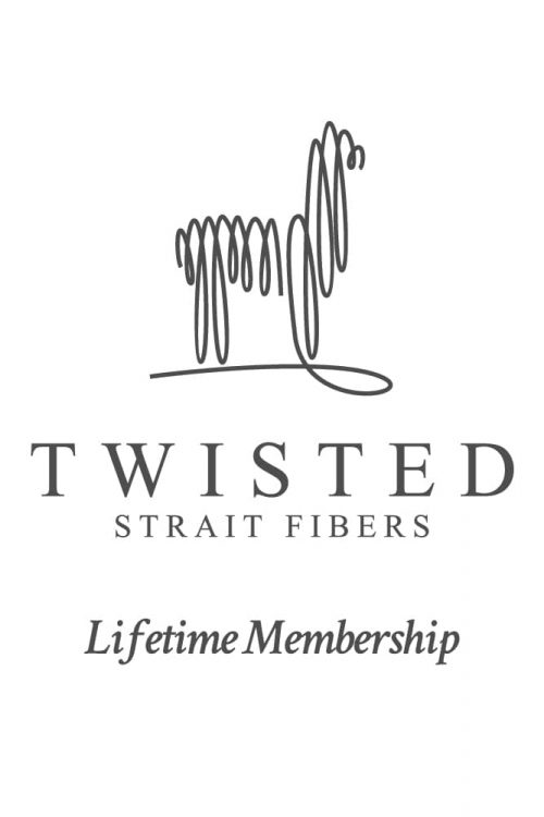 Lifetime Membership Product | Twisted Strait Fibers
